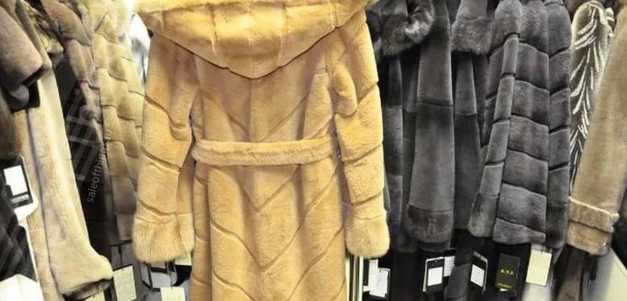 Шубы из бобра на Садоводе купить недорого: фото и цены