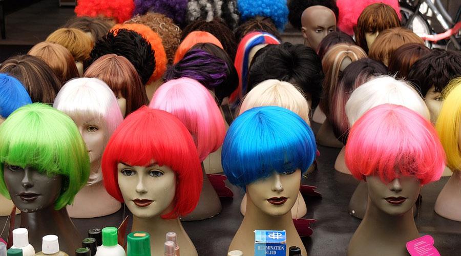 Купить парики на рынке Садовод оптом, в розницу. Линия, сколько стоят?