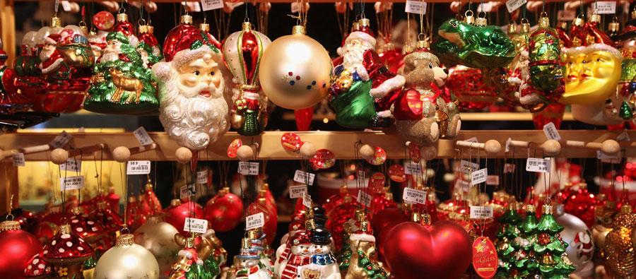 Новогодние товары на Садоводе купить оптом и в розницу недорого (Москва)