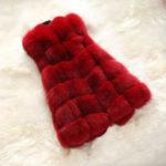 Купить меховые жилетки на Садоводе - фото и цены. Жилеты оптом и в розницу в Москве