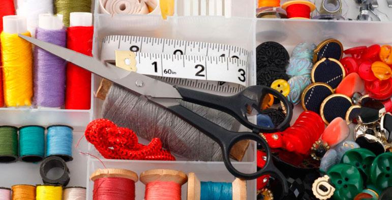 Купить швейную фурнитуру на рынке Садовод оптом и в розницу. Какая линия?