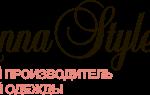 Anna Style - оптовый производитель женской одежды